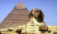 Египет. Пирамиды. Сфинкс.