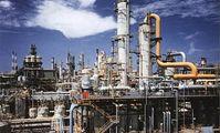 Нефть в египте. нефтяной завод