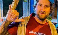 Волгоградец стал призером чемпионата Египта по сапсерфингу