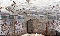 Найдена гробница времен самой могущественной династии Древнего Египта