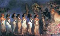 Графити по египетски Египет