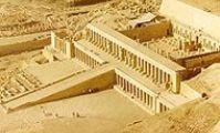 Храм Хатшепсут в Дейр Эль Бахри