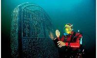 Ученые исследуют затонувший город у берегов Египта: найдены обломки кораблей и огромные статуи