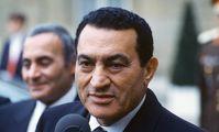 Хосни Мубарак. Президент Египта