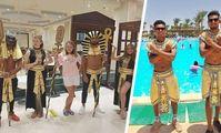 В Хургаде придумали новое развлечение: российских туристов встретят Фараоны