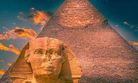 Более 100 саркофагов и золочёные статуи нашли в Египте