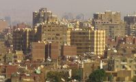 Районы незаконной застройки в Каире