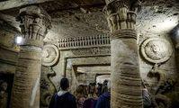 В Египте спасены от затопления древние катакомбы