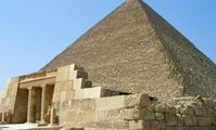 Пирамиду Хеопса закрывают на реставрацию