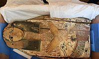 В Национальный музей Египта прибыли возвращенные Израилем древности