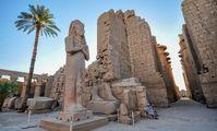 В Египте подсчитали число туристов, посетивших исторические достопримечательности