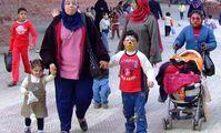 дошкольники в египте