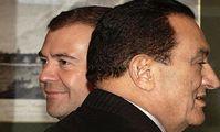 Медведев в Египте