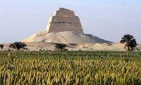 Власти Египта отреставрируют ступенчатую пирамиду Мейдум, чтобы привлечь к ней туристов