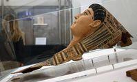 В маске египетской мумии нашли папирус со словами из Евангелия от Марка