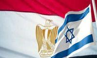 Египет, Израиль, флаг