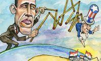 Американцы, Обама, Египет