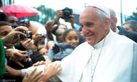 Папа римский Франциск направляется в Египет с миссией мира
