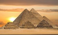 Египетские пирамиды оказались кривыми