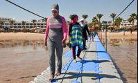 Египет обращает внимание на внутренний туризм.
