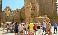 Туристы стали больше тратить в Египте...