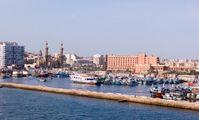 Египет намерен расширить порты Порт-Саид и Айн-Сохна