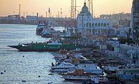 На территории Суэцкого канала будет мировой финансовый центр