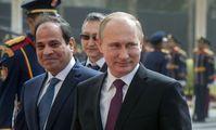 Египет — антизападный союзник России.