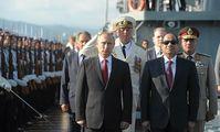 Египет готовится к приезду Путина
