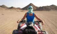 Поездки по пустыням на квадроциклах