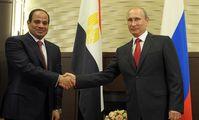 Россия - Египет - Саудовская Аравия: проекты на троих