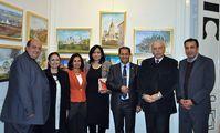 В Каире открылась выставка «Воспоминания о России»