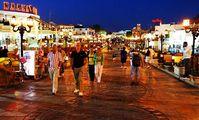 Европейские туристы возвращаются в Шарм-эль-Шейх