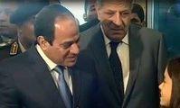 Ас-Сиси попросил россиян нести положительный образ Египта в массы