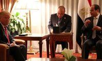 Президент Египта ас-Сиси стал первым арабским лидером, которому позвонил президент США Трамп