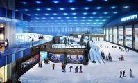 В Египте открылся крытый горнолыжный курорт