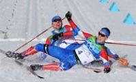Наши лыжники -самые сильные в мире!