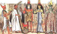 Жена или сестра фараона: кровосмешение или ошибка филологов