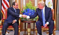 Трамп 9 апреля примет в Белом доме президента Египта