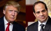 """Трамп заявил о наступлении """"нового дня"""" в американо-египетских отношениях"""