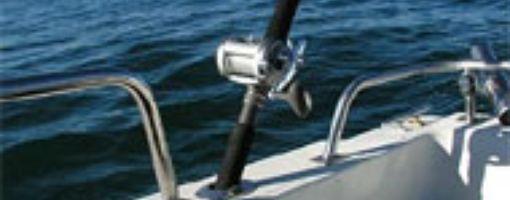 рыбалка троллингом в хургаде