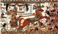 Тутанхамон фараон Древнего Египта