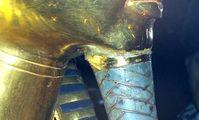 Германия даст Египту 50 тысяч евро на ремонт маски Тутанхамона