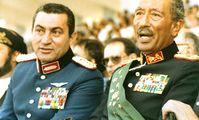 Генерал Хосни Мубарак