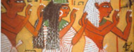 Древняя эротика египта