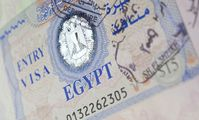 Российские туристы теперь могут оформить электронную визу в Египет