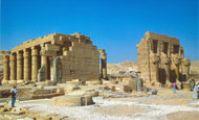 Рамессеум, Луксор, Египет